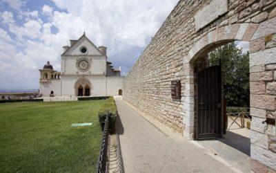 Primavera ad Assisi con bambini al Bosco di San Francesco