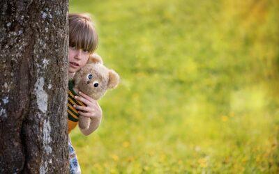 A spasso nel bosco con bambini ad Assisi