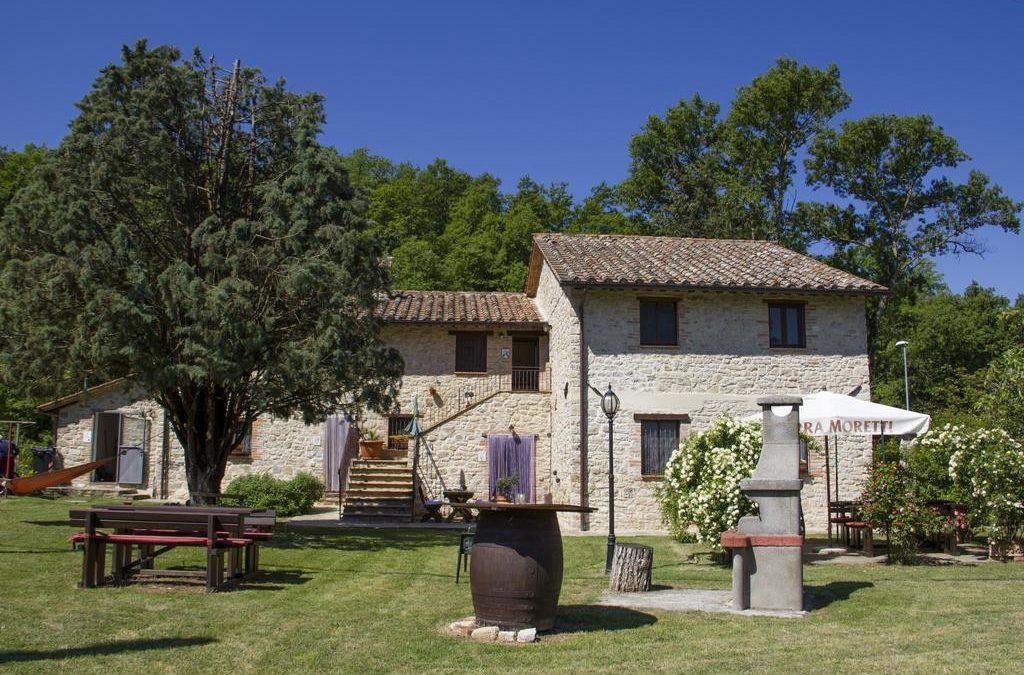 Casa Vacanza gli Aromi di Piegaro Umbria