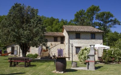 Holiday Apartments in Umbria gli Aromi di Piegaro