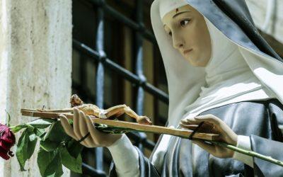 La storia di Santa Rita da Cascia raccontata ai bambini