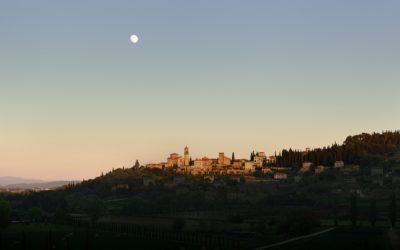 Visitare Solomeo con i bambini, piccolo borgo umbro famoso in tutto il mondo