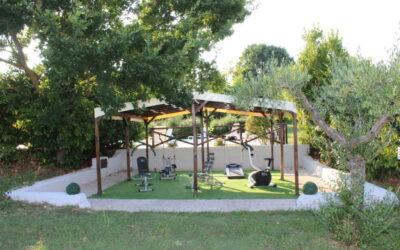 GIUGNO in appartamenti vacanza con piscina e parco giochi in Umbria