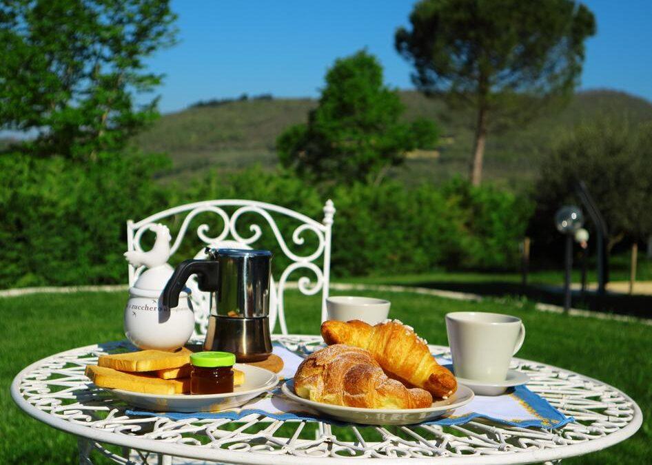 Lastminute GIUGNO in Agriturismo con Piscina ad Assisi