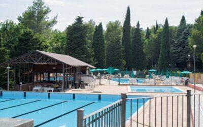 AGOSTO a Bevagna con bambini in campeggio glamour con piscine e giochi