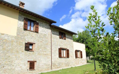 AGOSTO in appartamenti pet friendly con parco giochi in Umbria
