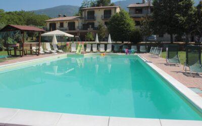 Lastminute LUGLIO in Camere e Appartamenti vacanza con piscina ad Assisi