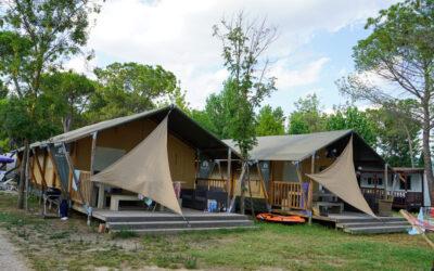 Vacanza in tenda con bambini al Trasimeno Glamping in Umbria!