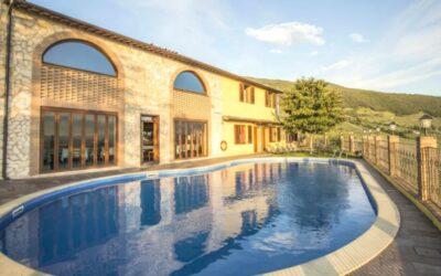 AGOSTO in Agriturismo con spa per famiglie e piscina in Umbria