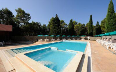 Agri Camping con piscina Mevania, Umbria
