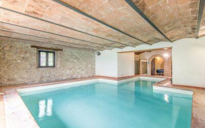 Dimora storica con piscina coperta e fattoria il Castello di Dunarobba