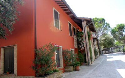 Offerta AGOSTO in Agriturismo ad Assisi con Ristorante, Piscina e Fattoria