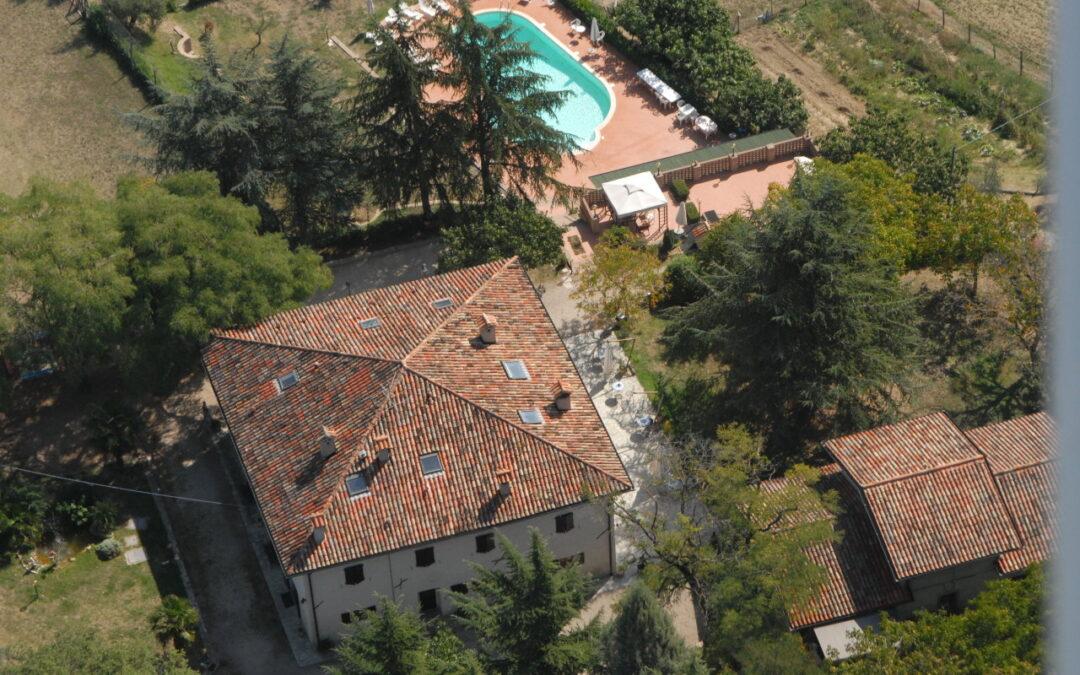 Agriturismo la Fattoria Didattica a 5 Spighe di Città di Castello