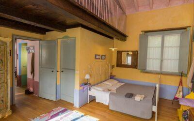 Appartamento per famiglie in Agriturismo vicino EUROCHOCOLATE