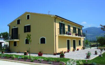 CAPODANNO in Casale Agrituristico per 18 persone ad Assisi