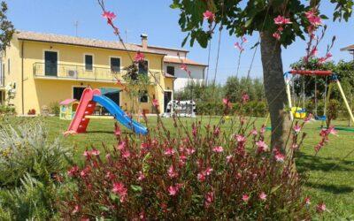 Lastminute NATALE in Agriturismo con appartamenti vacanza ad Assisi