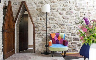 Offerta EUROCHOCOLATE ad Assisi in casa vacanza panoramica con barbecue
