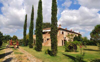 Offerta Halloween in Agriturismo in Umbria sul Lago Trasimeno. Ideale per famiglie
