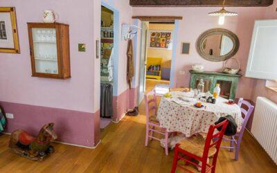 Vacanze a SETTEMBRE in Umbria in Agriturismo con piscina salata a Perugia
