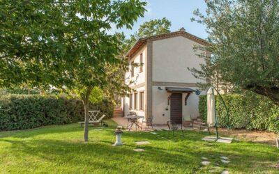 Vacanze di NATALE in Umbria in appartamenti con camino sul Trasimeno