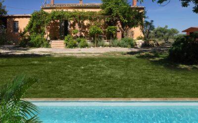 DAISY PLACE – Villa vacanze indipendente di lusso con piscina salata in Umbria