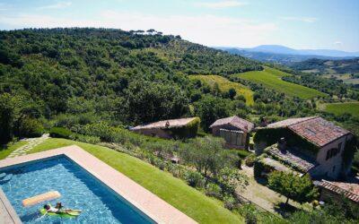 Casa Vacanze con Piscina la Vineria di Umbertide