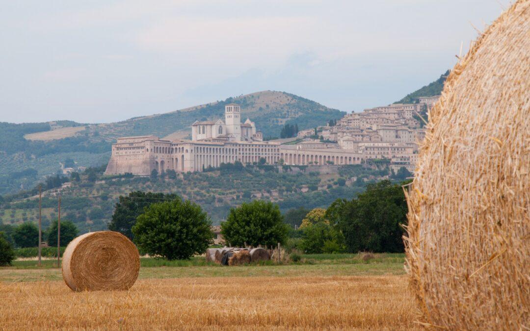 NATALE in Umbria con bambini in agriturismo con appartamenti vicino Assisi