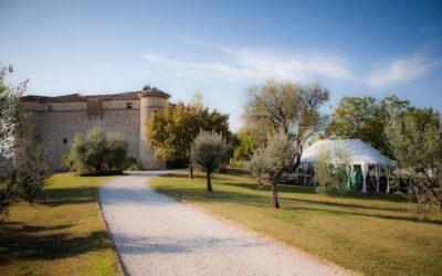 Offerta IMMACOLATA in Castello con Fattoria e Ristorante in Umbria