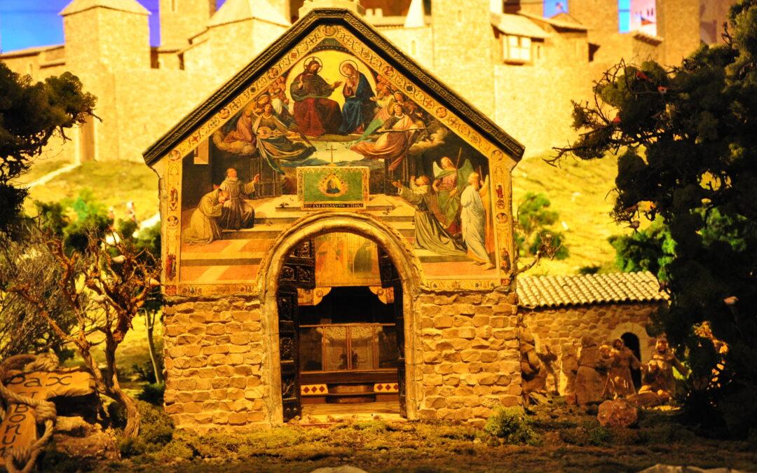 Cose da vedere con bambini in Umbria: Assisi in Miniatura
