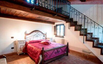 PASQUA in Country House con Appartamenti e Ristorante a Spello