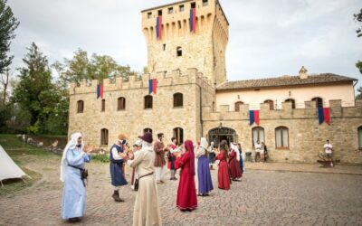 Offerta 2 GIUGNO in Castello con Ristorante vicino Assisi