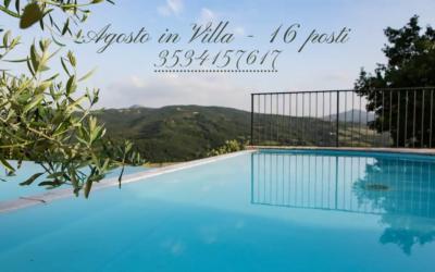 Villa privata con piscina in Umbria LASTMINUTE AGOSTO!