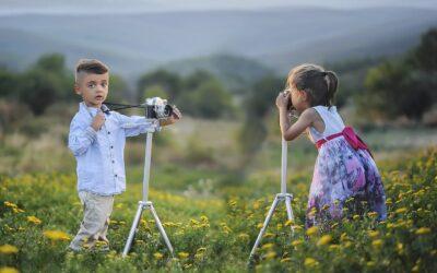 10 luoghi da sogno per scattare foto bellissime ai bambini in Umbria