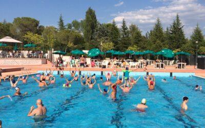 Offerta WEEKEND in agri/campeggio con piscine, fattoria e ristorante in Umbria