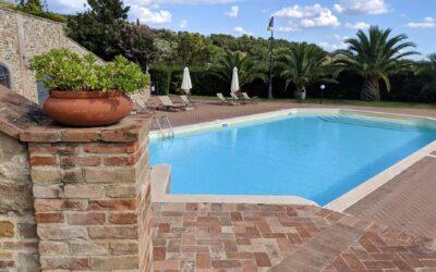 GIUGNO in vacanza in appartamenti con piscina al Lago Trasimeno