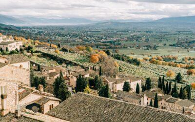 Offerta SETTEMBRE in Appartamenti vacanza con piscina e ristorante vicino Assisi