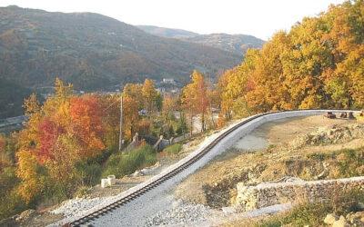 SETTEMBRE in agriturismo in Umbria con ferrovia nel bosco…