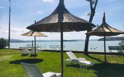 WEEKEND in glamping con piscine e animazione al Lago Trasimeno