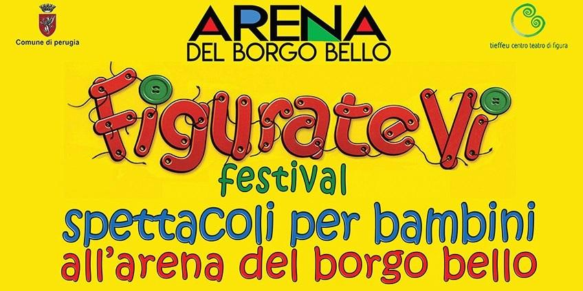 Figuratevi Festival: spettacoli per bambini tutti i giovedì a Perugia!