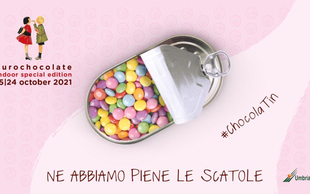 Eurochocolate di Perugia con bambini: consigli pratici