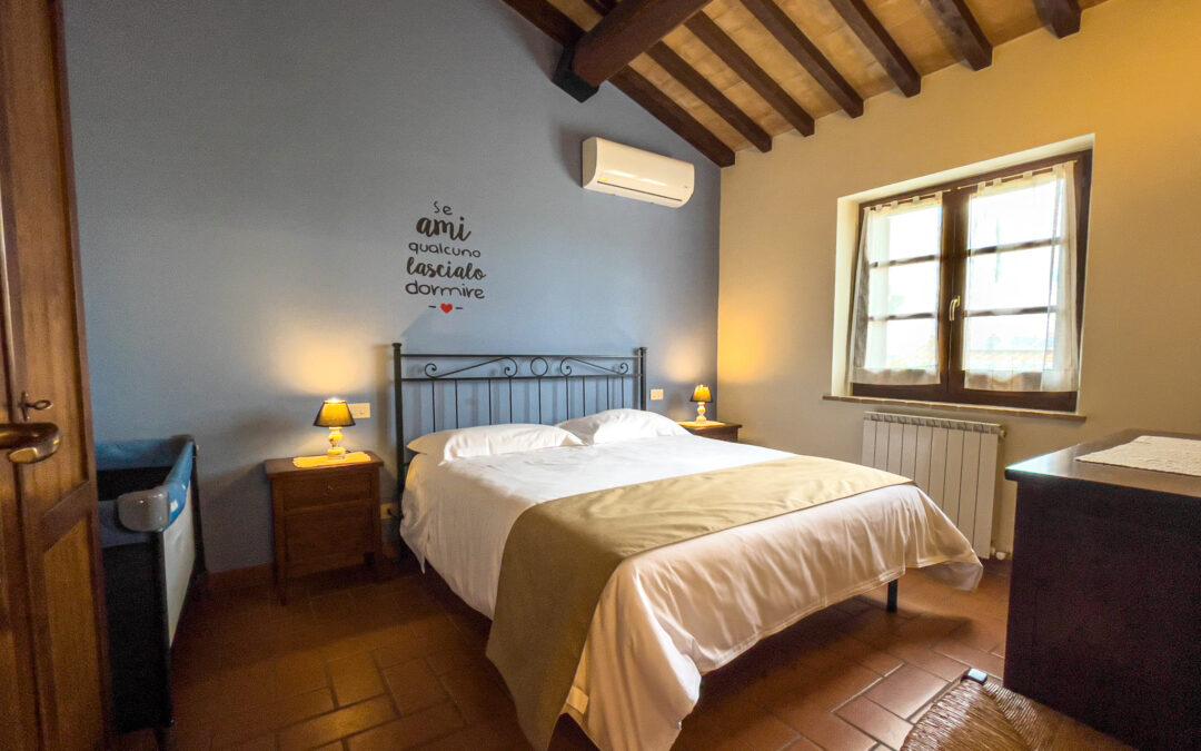 Offerta WEEKEND in agriturismo con piscina salata e Spa tra Umbria e Toscana!