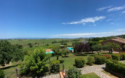 SETTEMBRE vacanza in Agriturismo con Spa tra Umbria e Toscana!