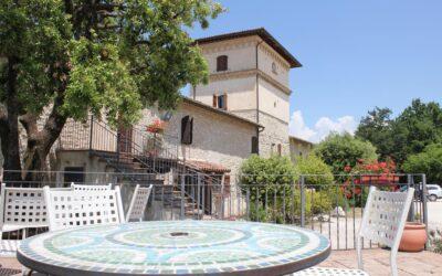 Offerta EUROCHOCOLATE in Umbria in Country House con Ristorante Tipico