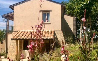 Offerta Immacolata con la Famiglia in Villa Ecologica privata in Umbria