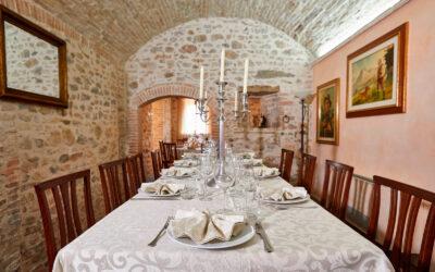 Offerta di Capodanno con Bambini in Umbria in agriturismo con cantina ideale per gruppi