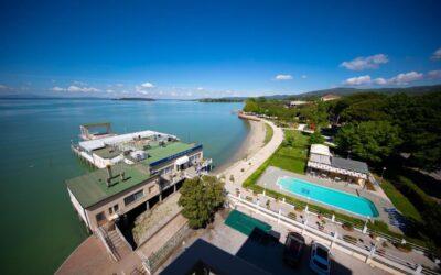Family Hotel Lago Trasimeno 4 stelle con Ristorante e Piscina