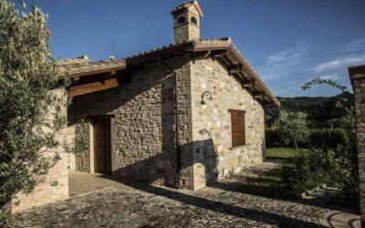Offerta Capodanno in Umbria per Gruppi in agriturismo con sauna vicino Assisi