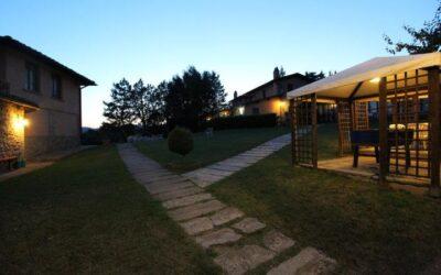 Offerta OTTOBRE EUROCHOCOLATE in agriturismo per famiglie con ristorante in Umbria